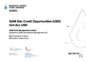 GAMStarCreditOpportunities(USD)OrdAccUSD